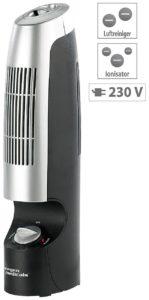 newgen medicals Hocheffektiver Luftreiniger mit Ionisator-Technik PLATZ 1