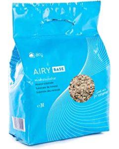 AIRY Mineralsubstrat (3 Liter) für alle Zimmerpflanzen,