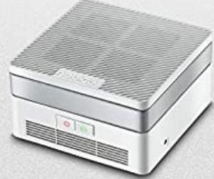 YDBET Compact Luftreiniger mit UV-C